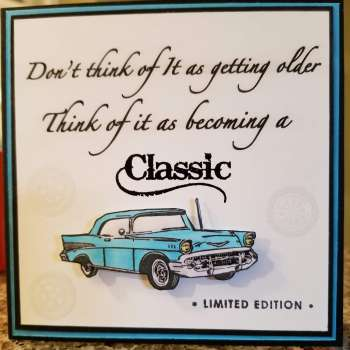 Birthday Card - Classic