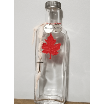 Seasonal Item - Strong and Brave, Canada